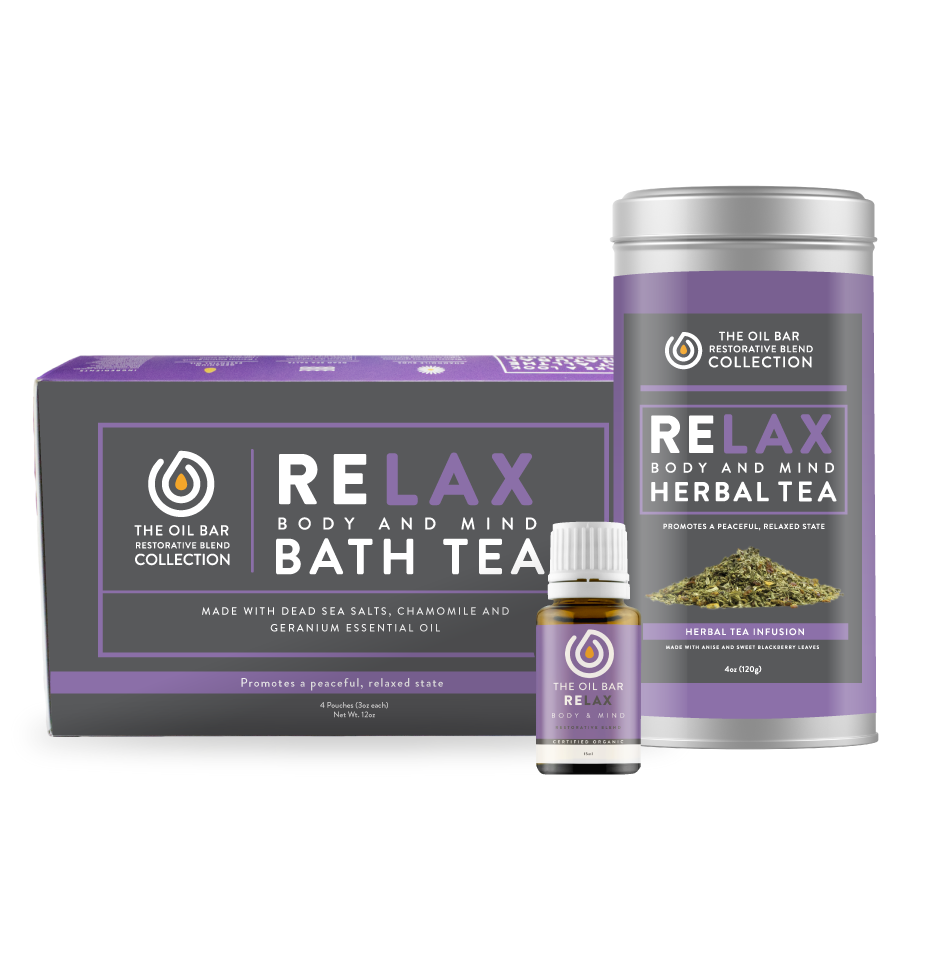 Relax Body & Mind Gift Set