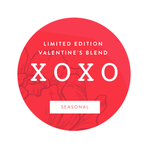 XOXO Limited Edition Essential Oil Fusion Blend