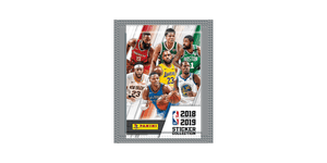 NBA 2018/19 Sticker Collection