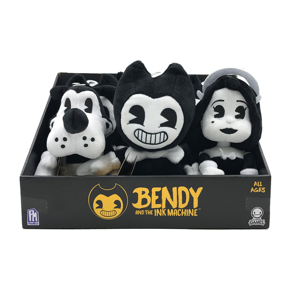 "Bendy And The Ink Machine 7"" Collectable Plush"