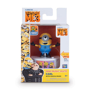 Despicable Me 3 Music Mates Character Assortment