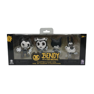 Bendy And The Ink Machine Collectable Figure Pack
