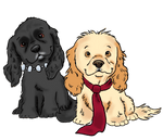 Downloadable - Cartoon Pet Portrait