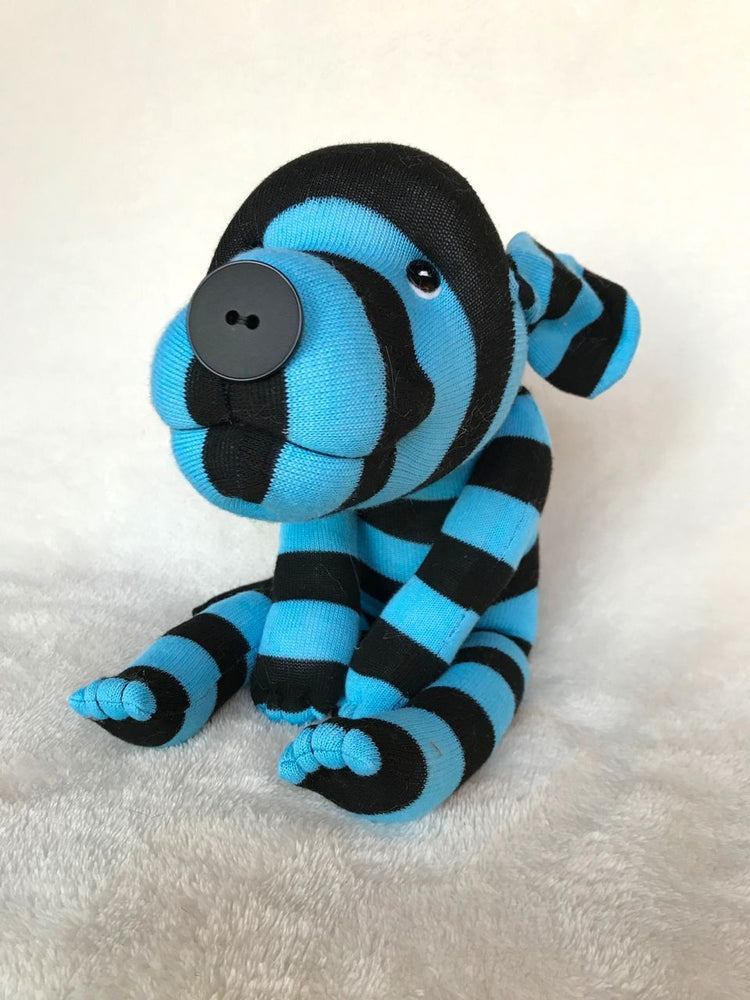 "Plush - Sock Mutt--""Comet"""