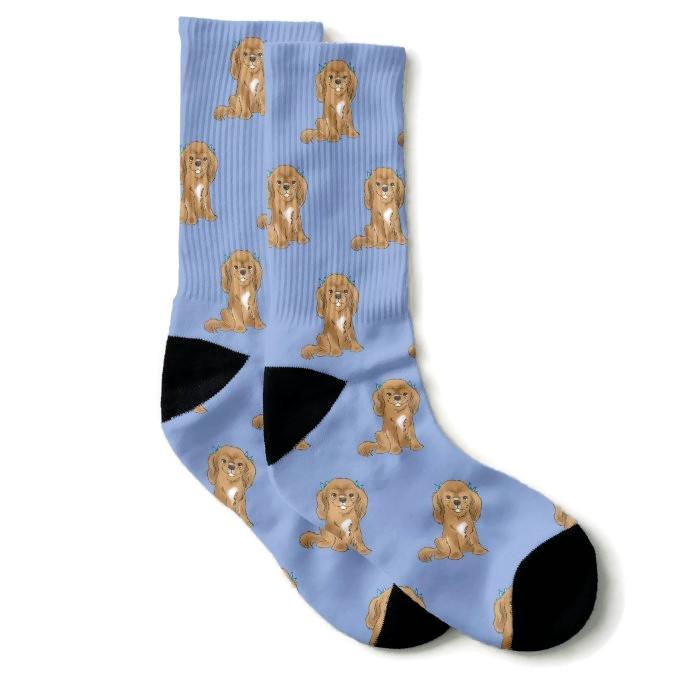 Socks - Custom Pet Portrait Socks