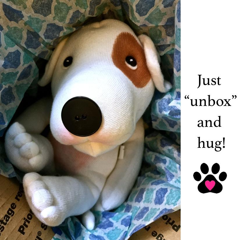 Stuffed Animals - Custom Plush Dog Replica—12 To 15""