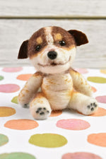 Stuffed Animals - Custom Stuffed Mini Pet Replica—4""