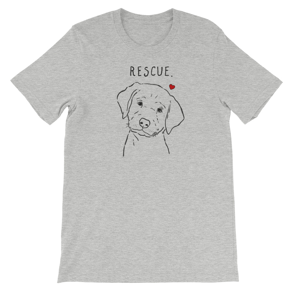 T-Shirts - Rescue Love Lab Puppy T-shirt