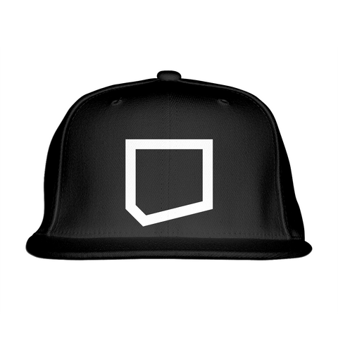 Brain Cotton Snapback Cap