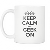 Image of Geek Mugs - Keep Calm