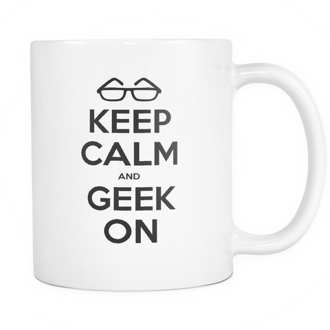 Geek Mugs - Keep Calm