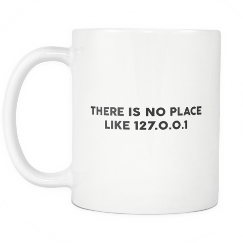 Geek Mugs - No Place Like