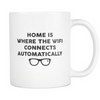 Image of Geek Mugs - Home Is