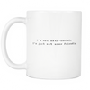 Image of Geek Mugs - Anti-social