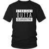 Image of Straight Outta Quarantine Tshirt