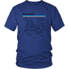 Image of Retro Space Shuttle T shirt