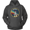 Image of Retro Shuttle Hoodie