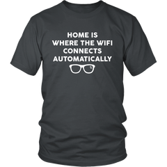 Geek Tee - Home Is