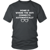 Image of Geek Tee - Home Is