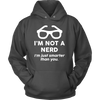 Image of Geek Tee - Not A Nerd