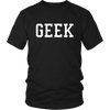 Image of Geek Tee - Geek