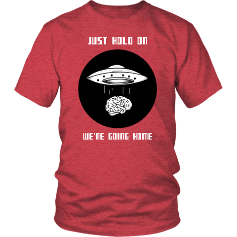 Mind Phone Home Tshirt