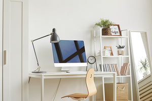 How to light your home office for comfort and productivity