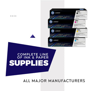 Ink and other printer supplies in Edmonton, Alberta, Canada