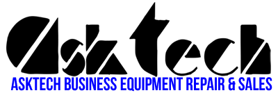 Asktech Business Equipment Repair & Sales