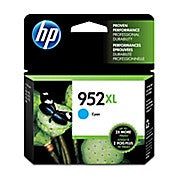HP 952XL Cyan High Yield Original Ink Cartridge (L0S61AN) - Ink and Toner - Hewlett Packard - [variant_title] -Asktech Business Solutions Printer Repair Edmonton and Area