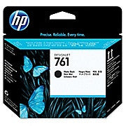 HP 761 Printhead, Inkjet, Matte Black, (CH648A), Ink and Toner, Hewlett Packard, Asktech Business Equipment Repair and Sales, [variant_title] - Asktech Business Equipment