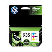 HP 935 Cyan, Magenta & Yellow Original Ink Cartridges, 3/Pack (N9H65FN) - Ink and Toner - Hewlett Packard - [variant_title] -Asktech Business Solutions Printer Repair Edmonton and Area