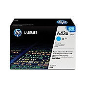 HP 643A (Q5951A) Cyan Original LaserJet Toner Cartridge, Ink and Toner, Hewlett Packard, Asktech Business Equipment Repair and Sales, [variant_title] - Asktech Business Equipment
