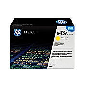 HP 643A (Q5952A) Yellow Original LaserJet Toner Cartridge - Ink and Toner - Hewlett Packard - [variant_title] -Asktech Business Solutions Printer Repair Edmonton and Area