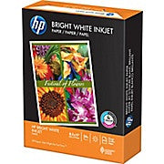 "HP® Bright White Inkjet Paper, 24 lb., 8-1/2"" x 11"", Ream - Ink and Toner - Hewlett Packard - [variant_title] -Asktech Business Solutions Printer Repair Edmonton and Area"