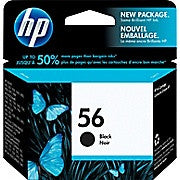 HP 56 Black Original Ink Cartridge (C6656AN) - Ink and Toner - Hewlett Packard - [variant_title] -Asktech Business Solutions Printer Repair Edmonton and Area