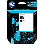 HP 88 Black Original Ink Cartridge (C9385AN), Ink and Toner, Hewlett Packard, Asktech Business Equipment Repair and Sales, [variant_title] - Asktech Business Equipment