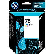 HP 78 Tri-Colour Original Ink Cartridge (C6578DN), Ink and Toner, Hewlett Packard, Asktech Business Equipment Repair and Sales, [variant_title] - Asktech Business Equipment