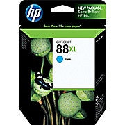 HP 88XL Cyan High Yield Original Ink Cartridge (C9391AN), Ink and Toner, Hewlett Packard, Asktech Business Equipment Repair and Sales, [variant_title] - Asktech Business Equipment