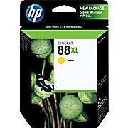 HP 88XL Yellow High Yield Original Ink Cartridge (C9393AN), Ink and Toner, Hewlett Packard, Asktech Business Equipment Repair and Sales, [variant_title] - Asktech Business Equipment