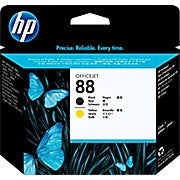 HP 88 Black & Yellow Original Printhead (C9381A), Ink and Toner, Hewlett Packard, Asktech Business Equipment Repair and Sales, [variant_title] - Asktech Business Equipment