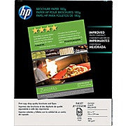 "HP® Brochure and Flyer Paper, 8 1/2"" x 11"", Glossy, Ink and Toner, Hewlett Packard, Asktech Business Equipment Repair and Sales, [variant_title] - Asktech Business Equipment"