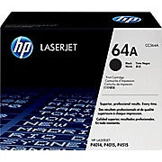 HP 64A (CC364A) Black Original LaserJet Toner Cartridge - Ink and Toner - Hewlett Packard - [variant_title] -Asktech Business Solutions Printer Repair Edmonton and Area