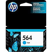 HP 564 Cyan Original Ink Cartridge (CB318WN), Ink and Toner, Hewlett Packard, Asktech Business Equipment Repair and Sales, [variant_title] - Asktech Business Equipment