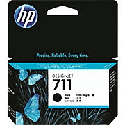 HP 711 Black Ink Cartridge (CZ129A), Ink and Toner, Hewlett Packard, Asktech Business Equipment Repair and Sales, [variant_title] - Asktech Business Equipment