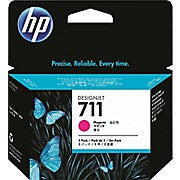 HP 711 Magenta Ink Cartridge, 3/Pack (CZ135A), Ink and Toner, Hewlett Packard, Asktech Business Equipment Repair and Sales, [variant_title] - Asktech Business Equipment