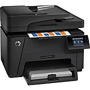 HP® LaserJet Pro (MFP M177fw) Wireless All-in-One Colour Laser Printer with AirPrint and ePrint - Ink and Toner - Hewlett Packard - [variant_title] -Asktech Business Solutions Printer Repair Edmonton and Area