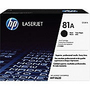 HP 81A (CF281A) Black Original LaserJet Toner Cartridge, Ink and Toner, Hewlett Packard, Asktech Business Equipment Repair and Sales, [variant_title] - Asktech Business Equipment