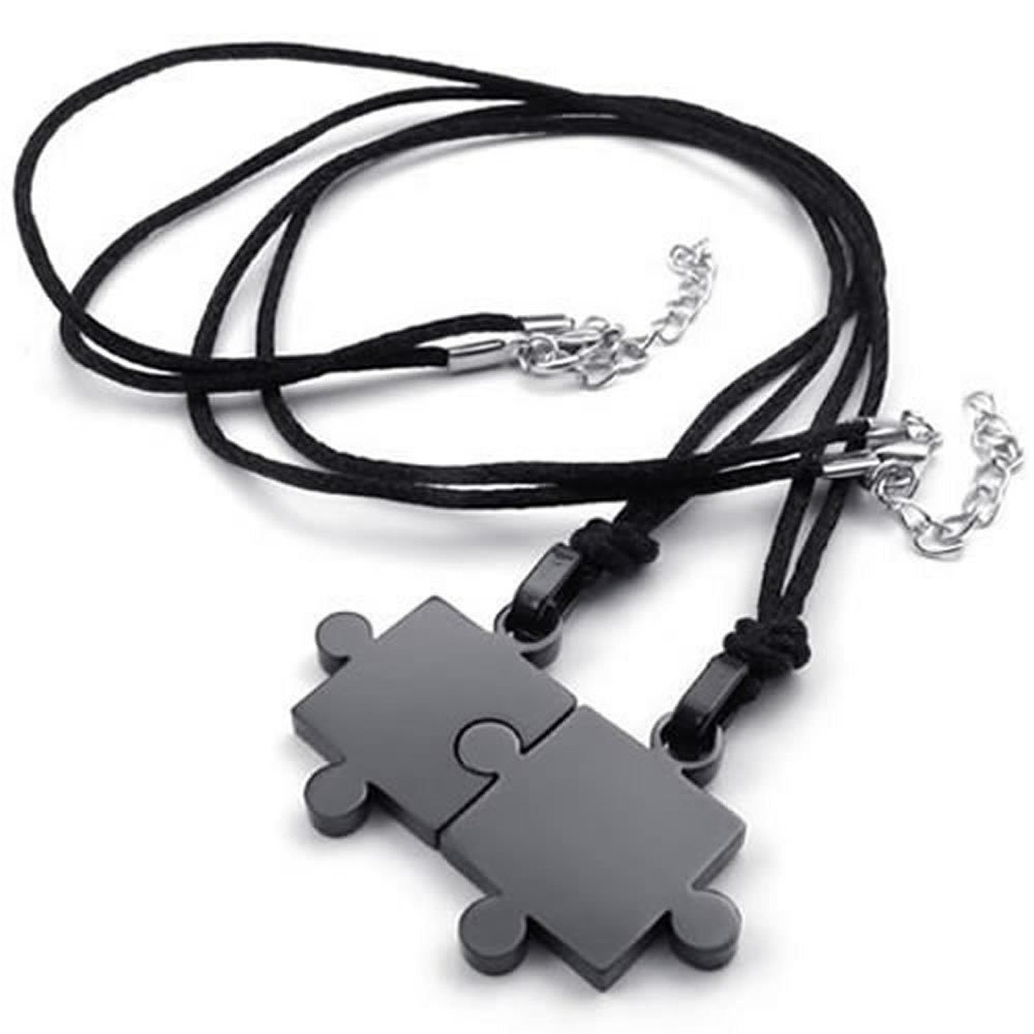 Love Couple Matching necklaces Set Him and Her For Boyfriend and ...