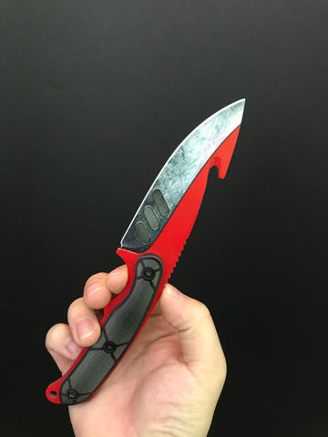 AimersAttack - Gut Knife Autotronic - Real CS GO Knives